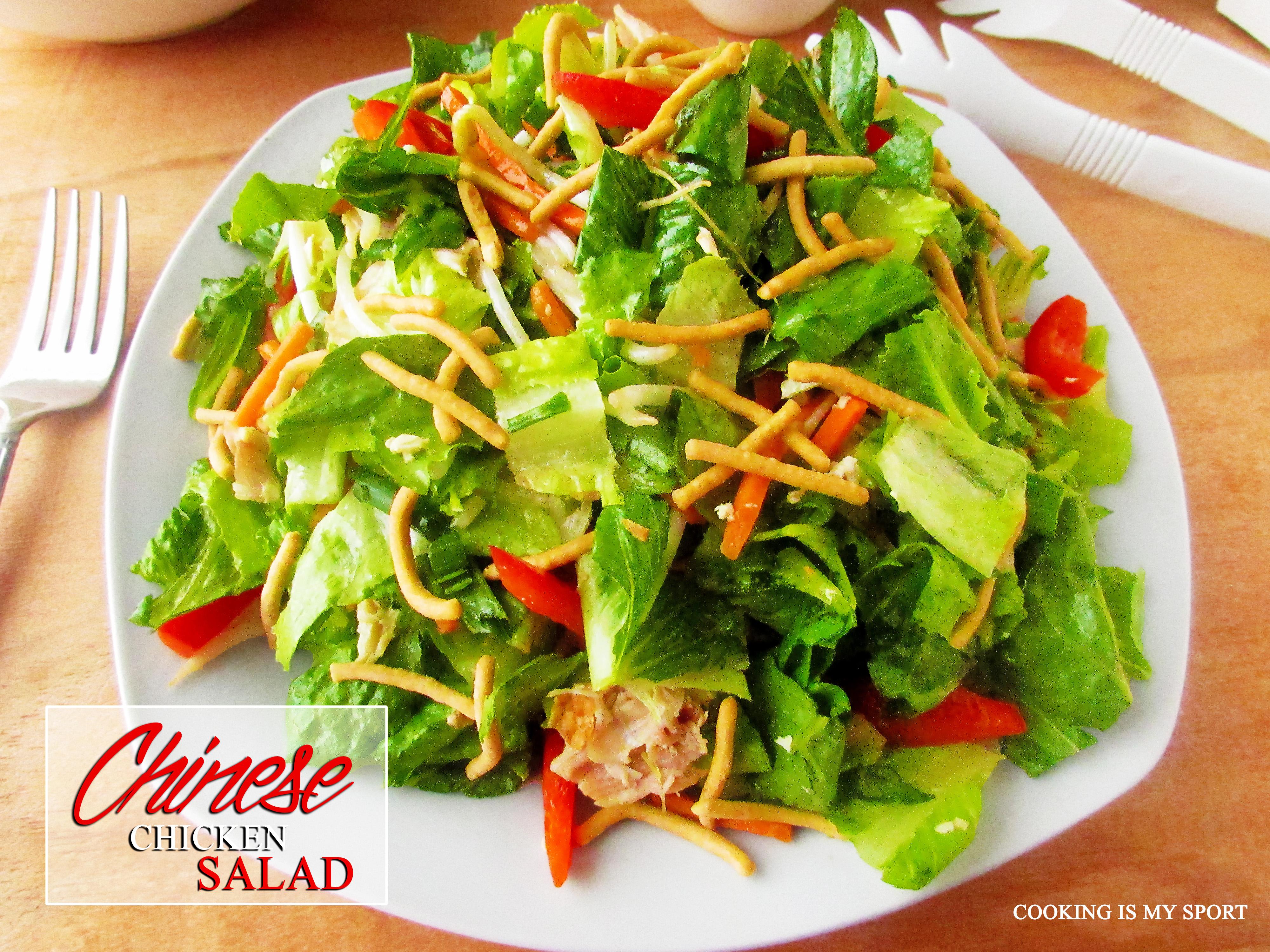 Chinese Chicken Salad4