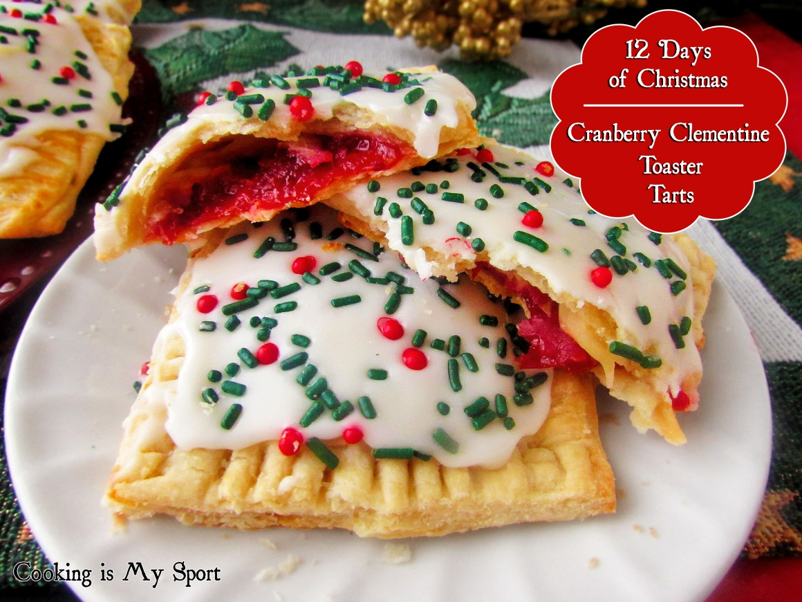 Cranberry Clementine Toaster Tarts1
