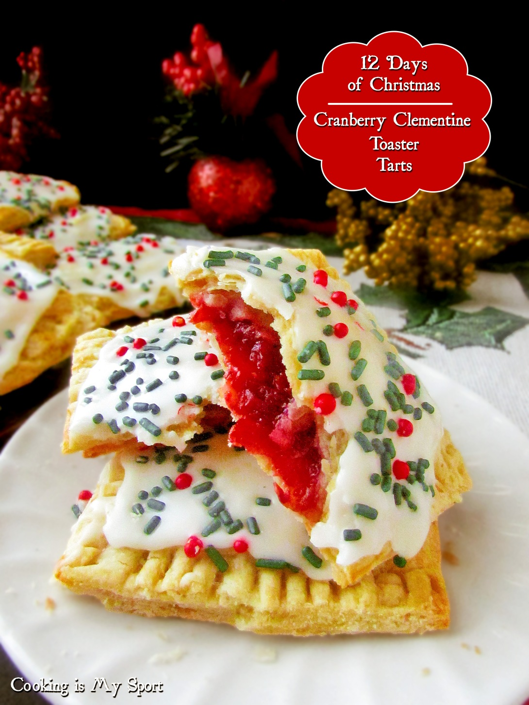 Cranberry Clementine Toaster Tarts3