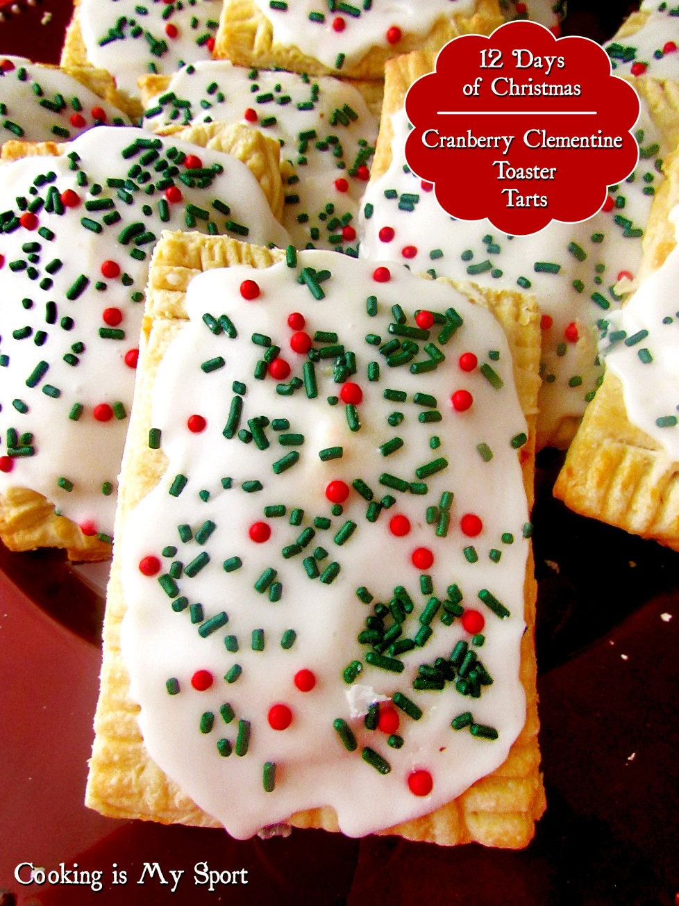 Cranberry Clementine Toaster Tarts4