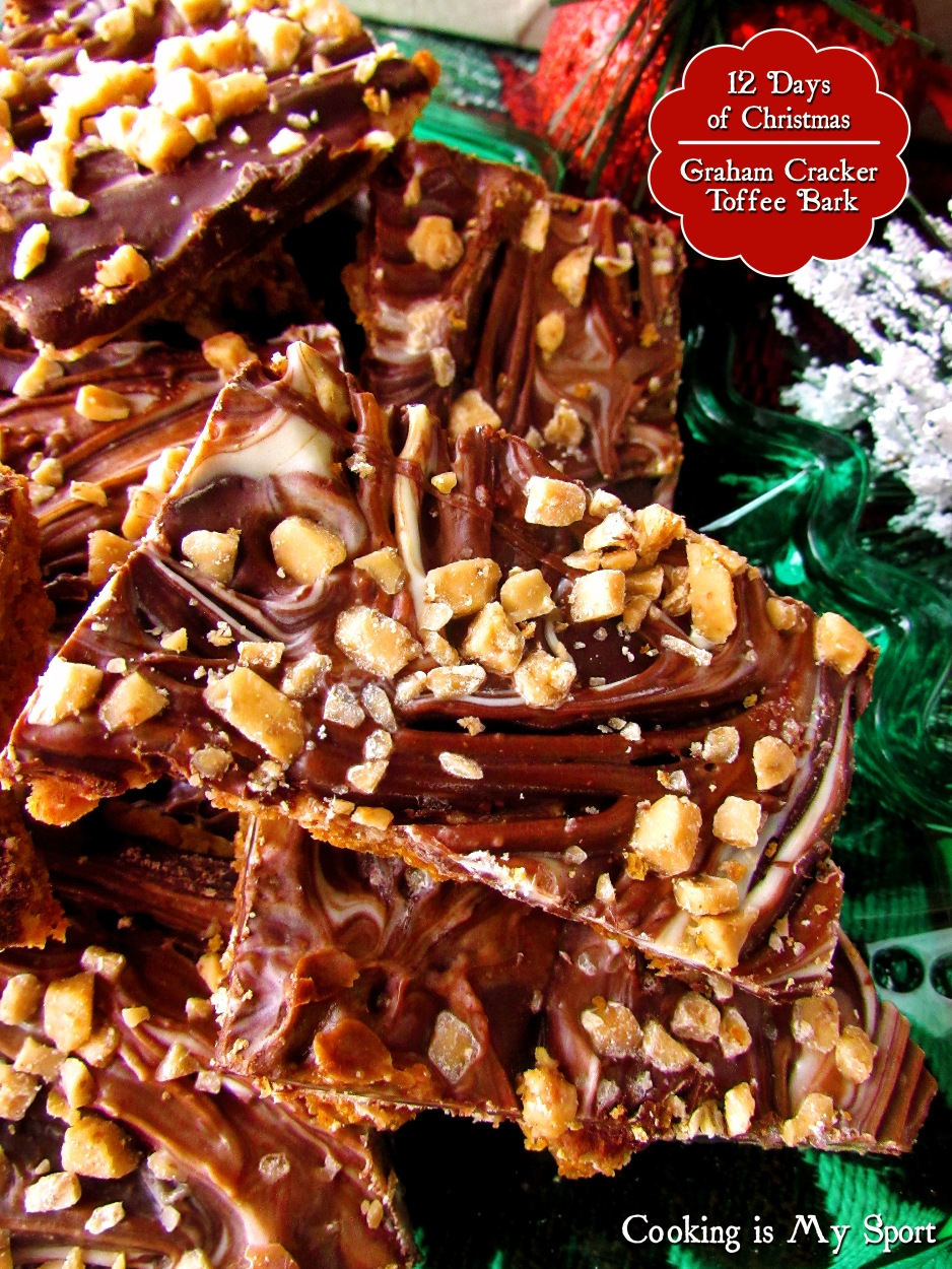 Graham Cracker Toffee Bark4