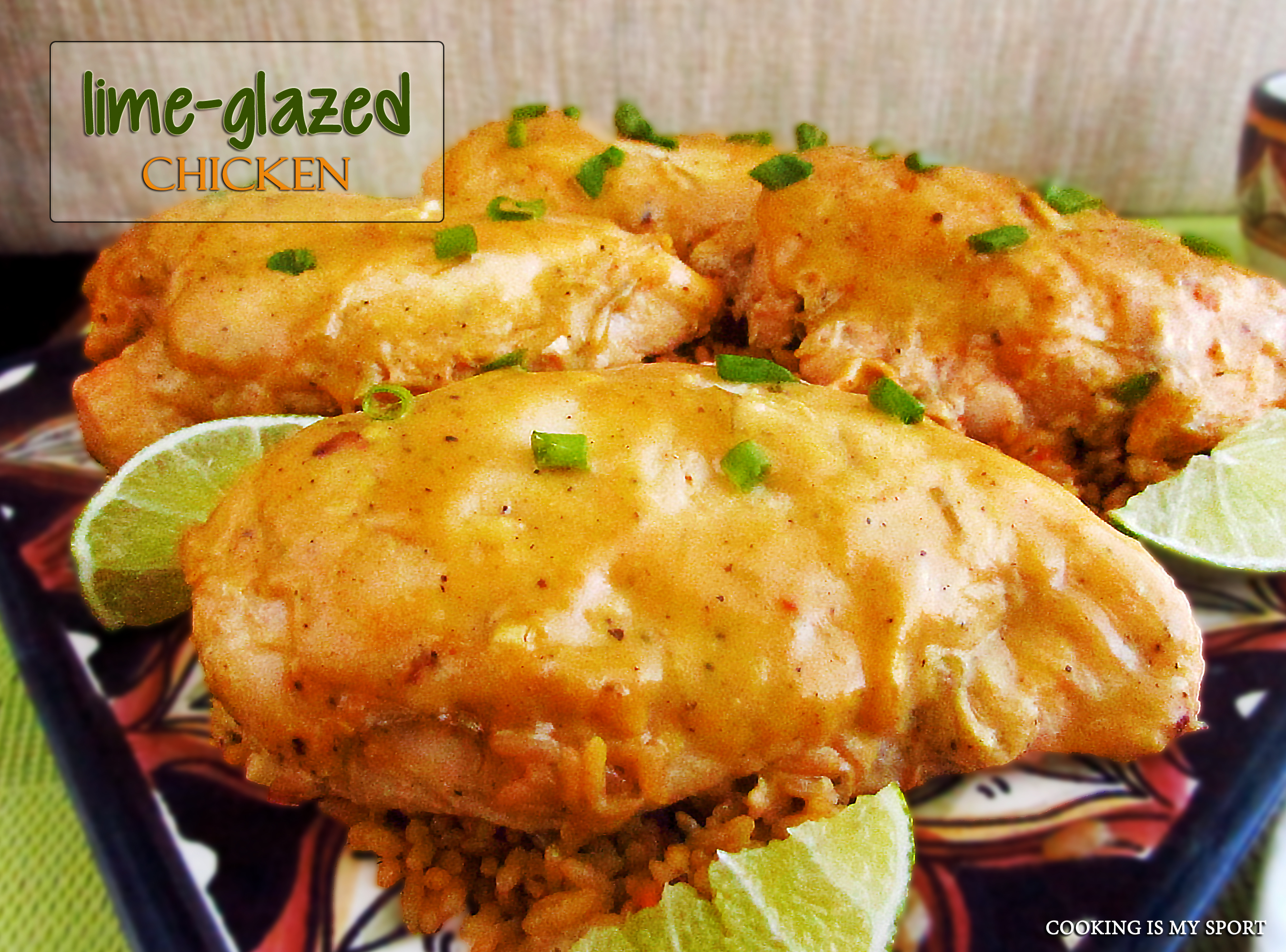 Lime Glazed Chicken1