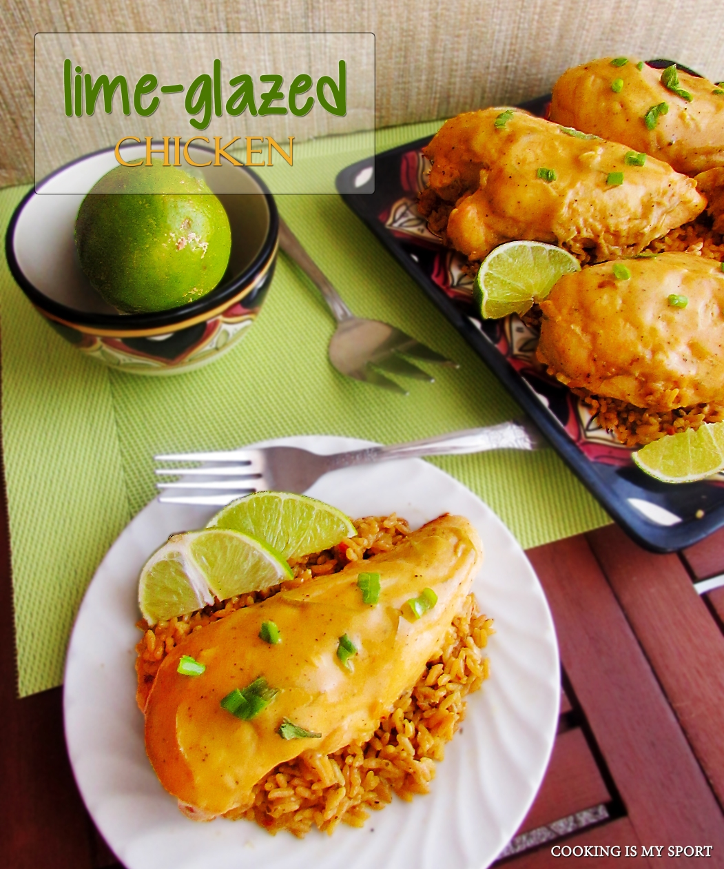 Lime Glazed Chicken2