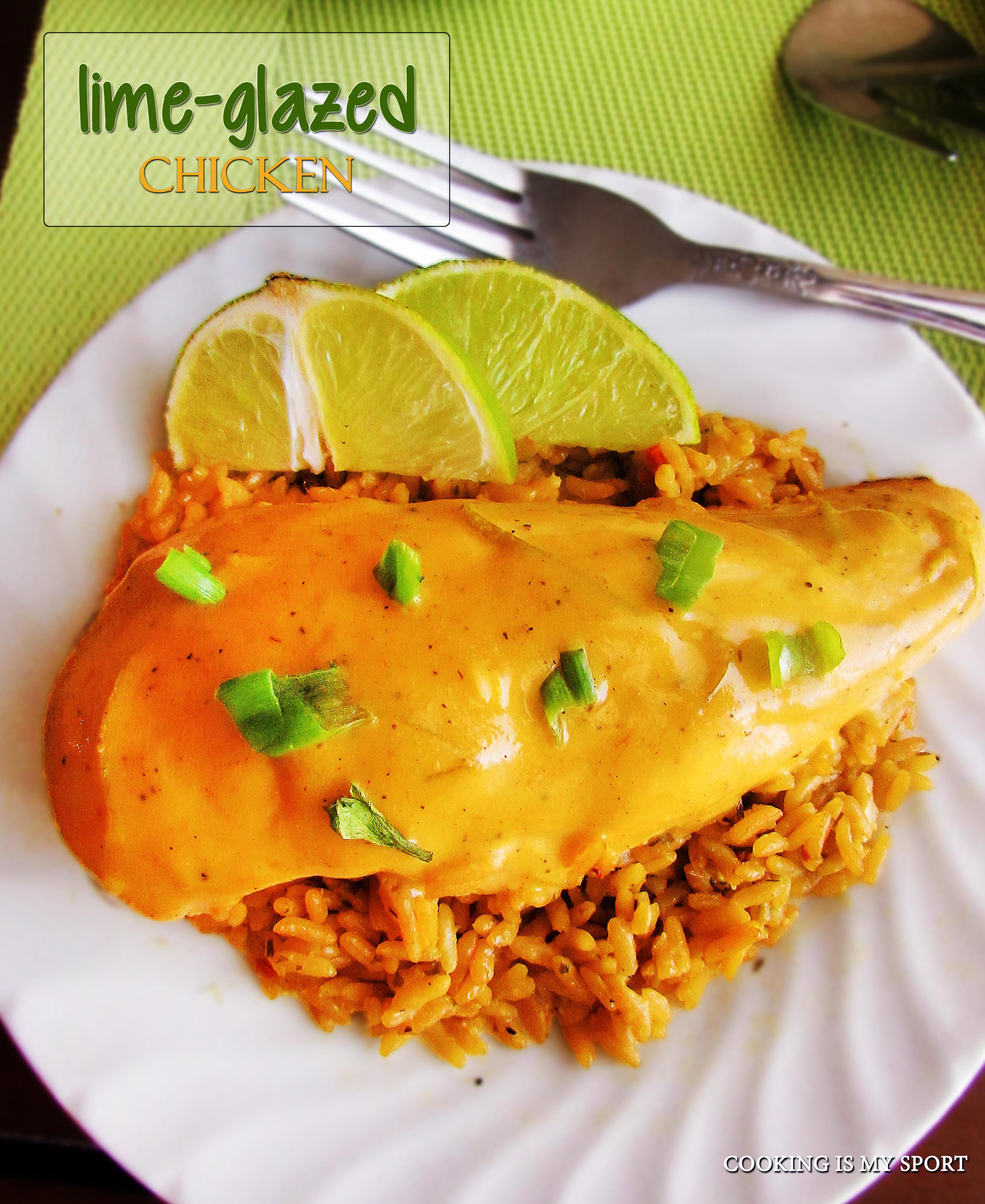 Lime Glazed Chicken3