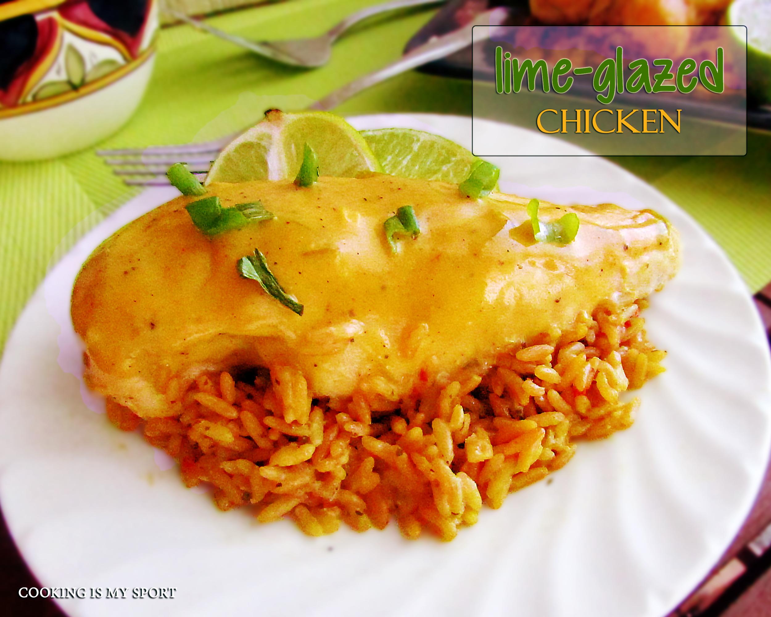 Lime Glazed Chicken4