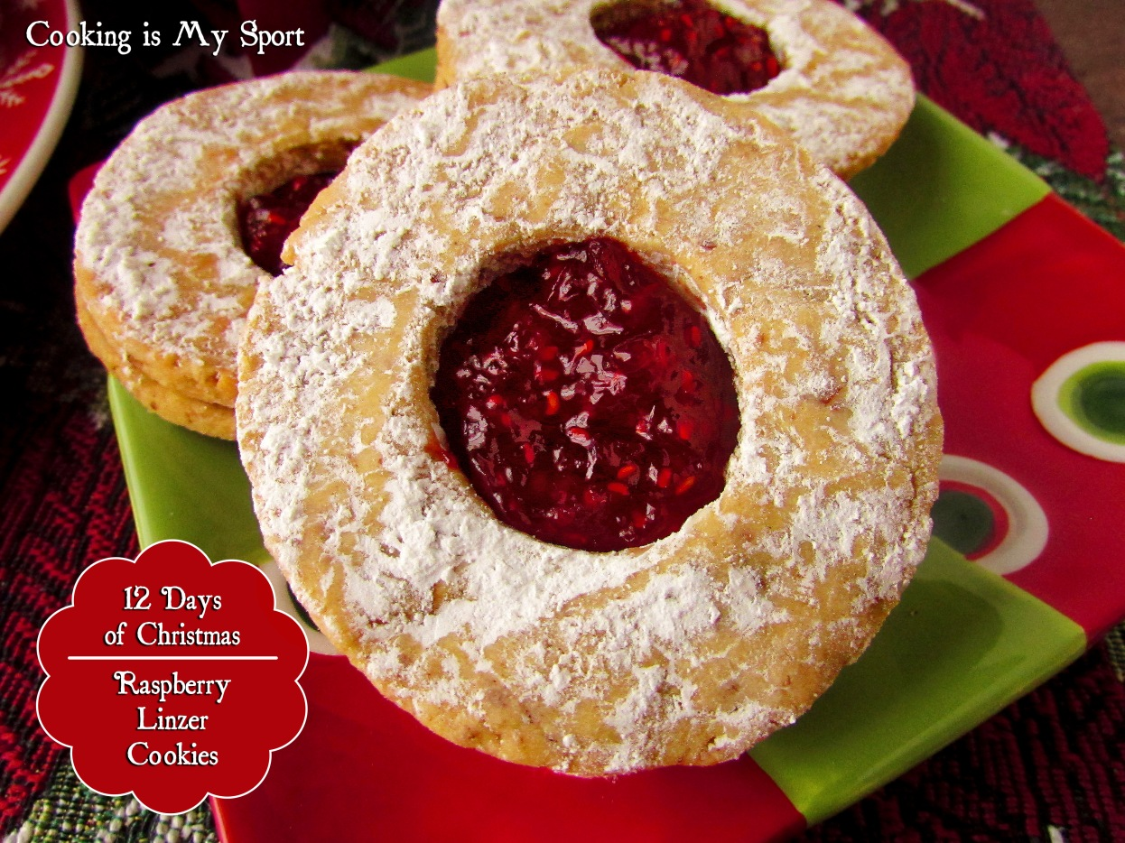 Raspberry Linzer Cookies1