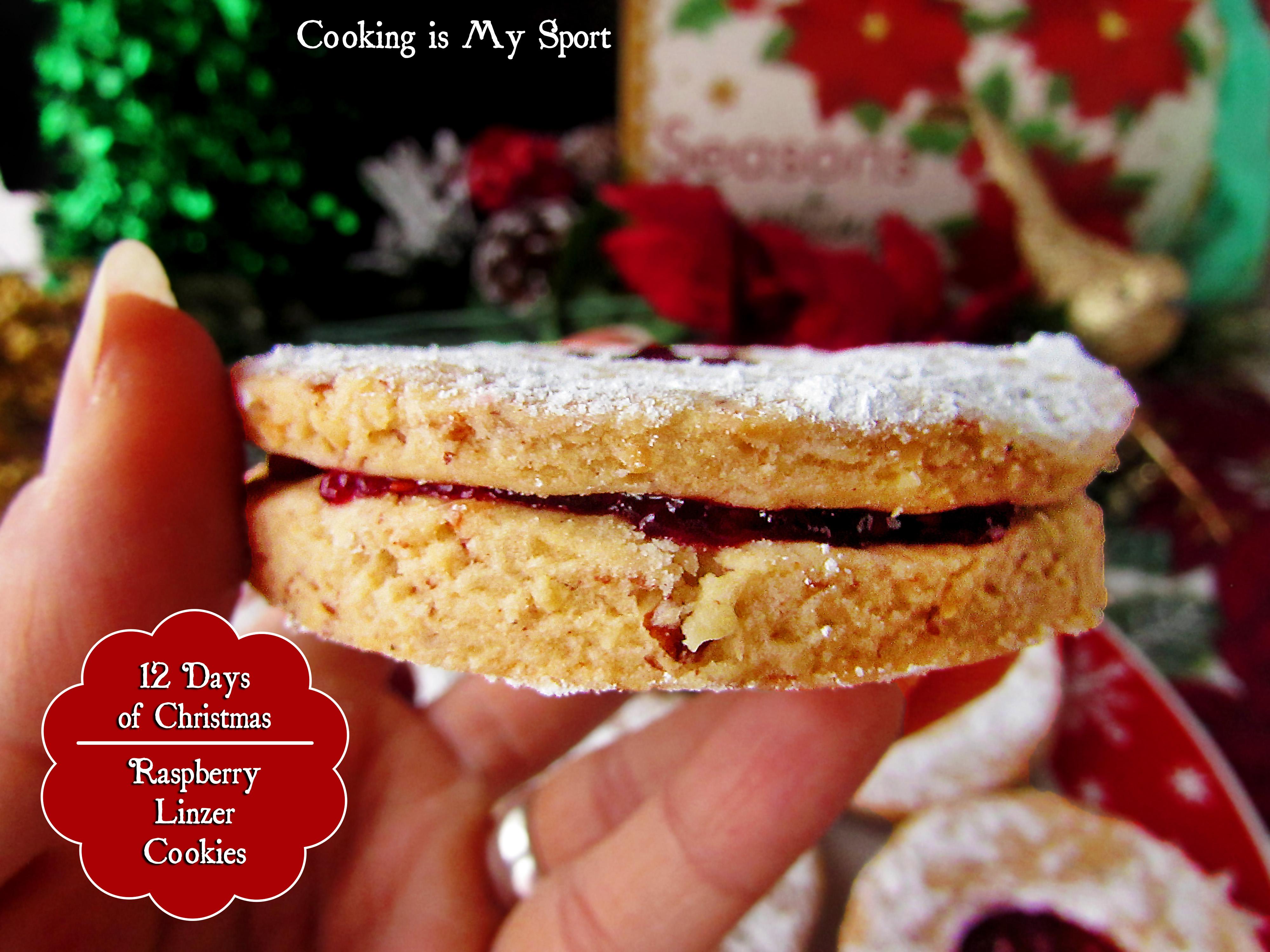 Raspberry Linzer Cookies4