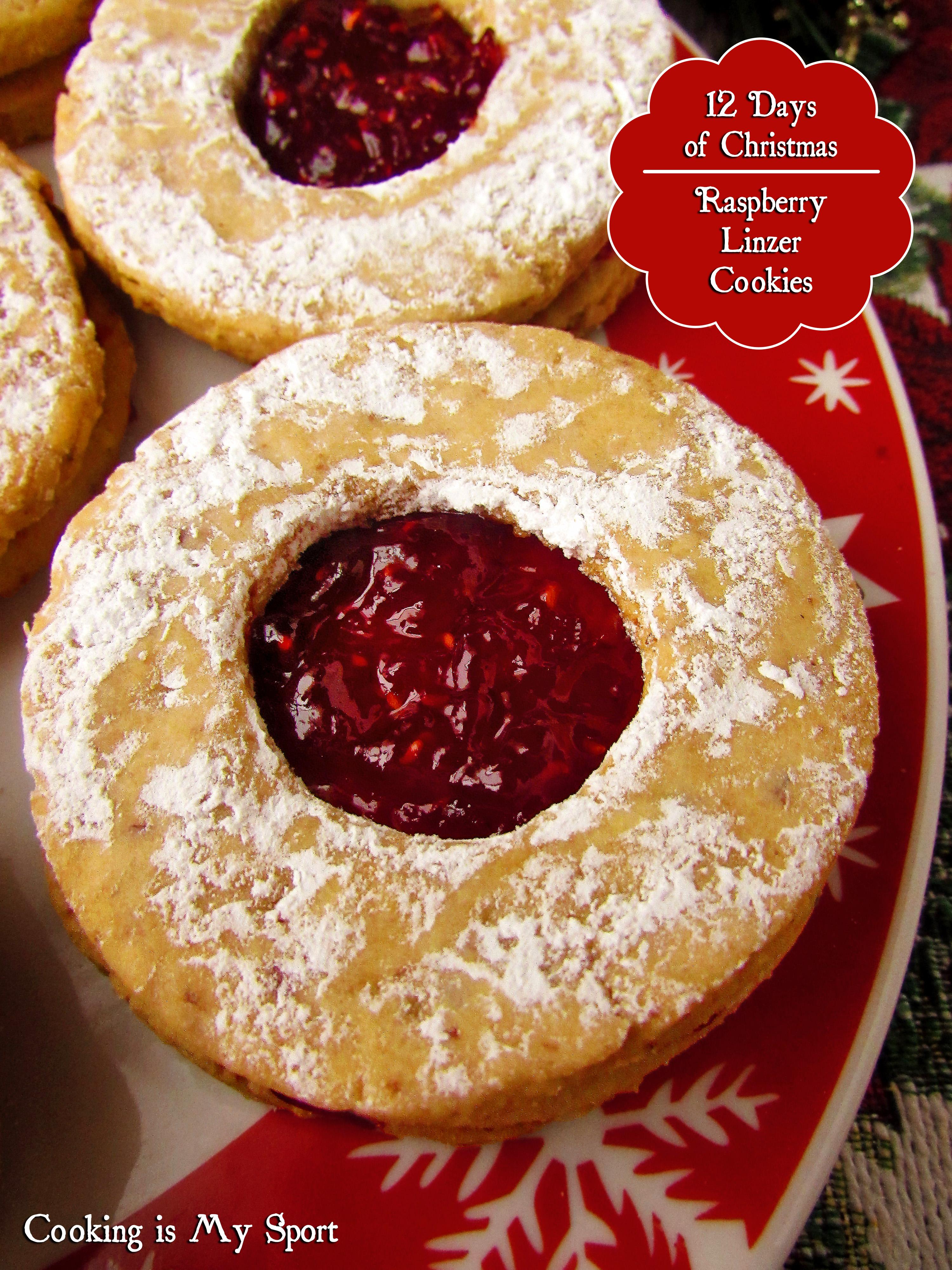 Raspberry Linzer Cookies5