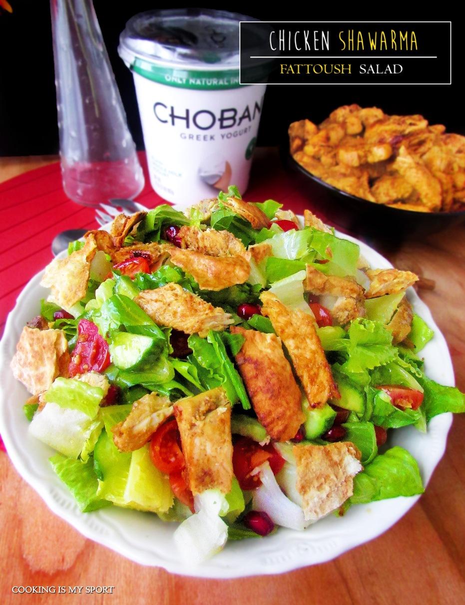 Schwarma Fattoush Salad2