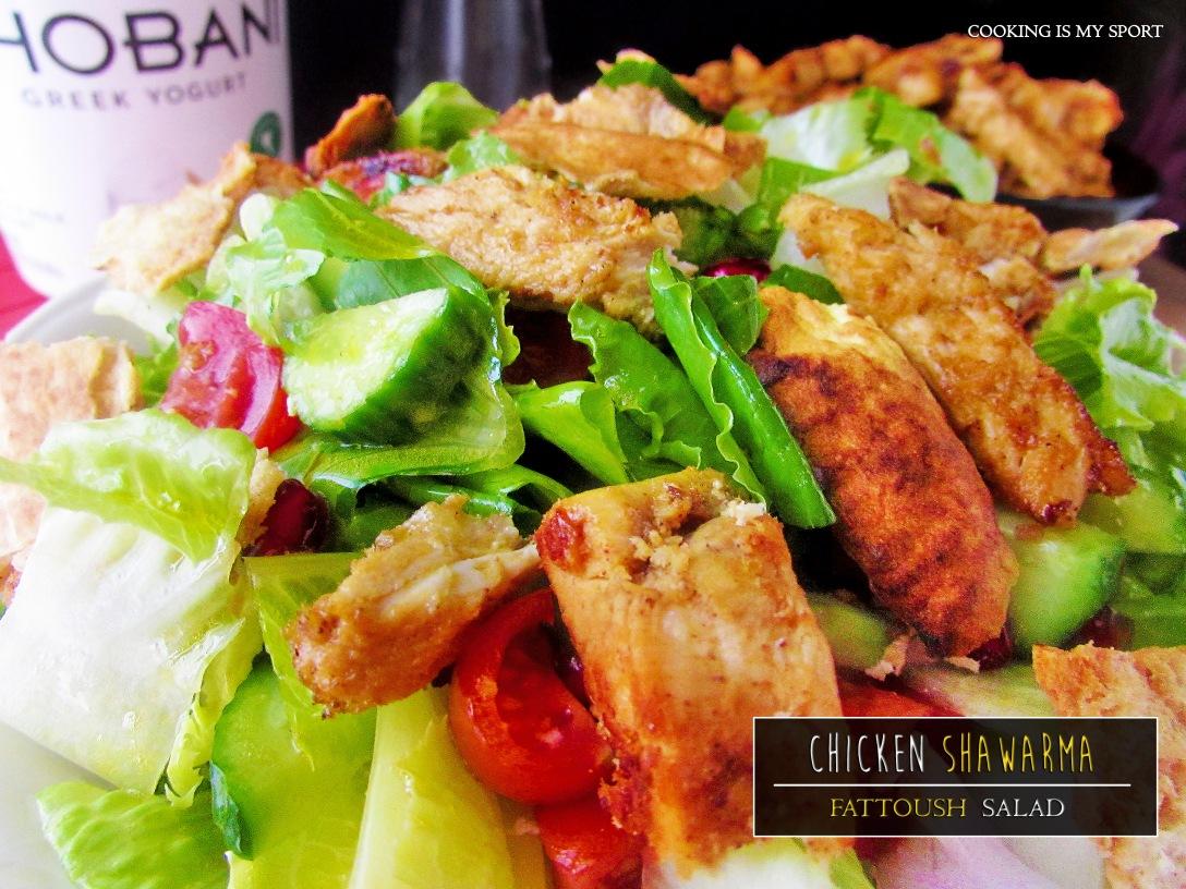 Schwarma Fattoush Salad3