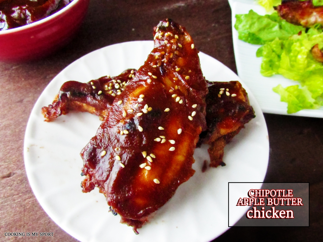 Chipotle Apple Butter Chicken1