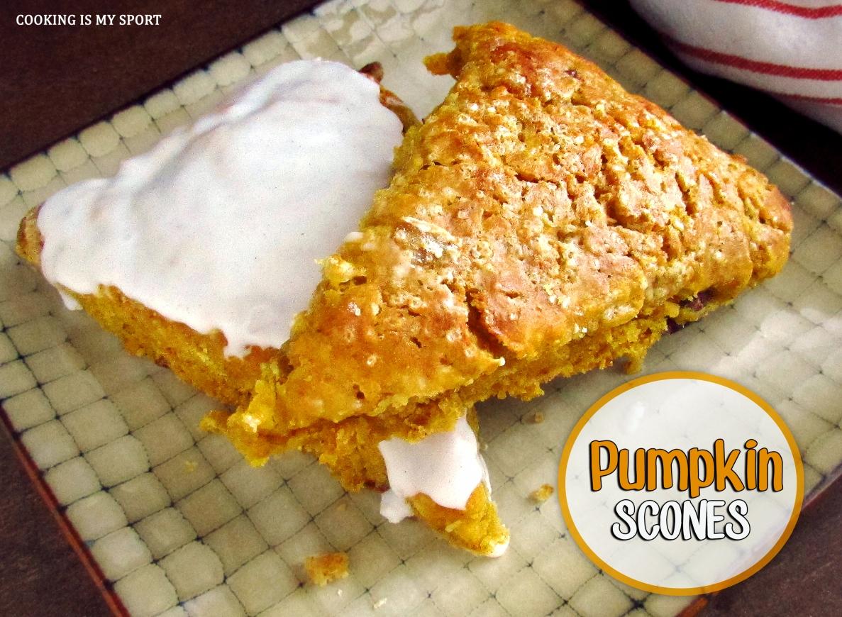 Pumpkin Scones1