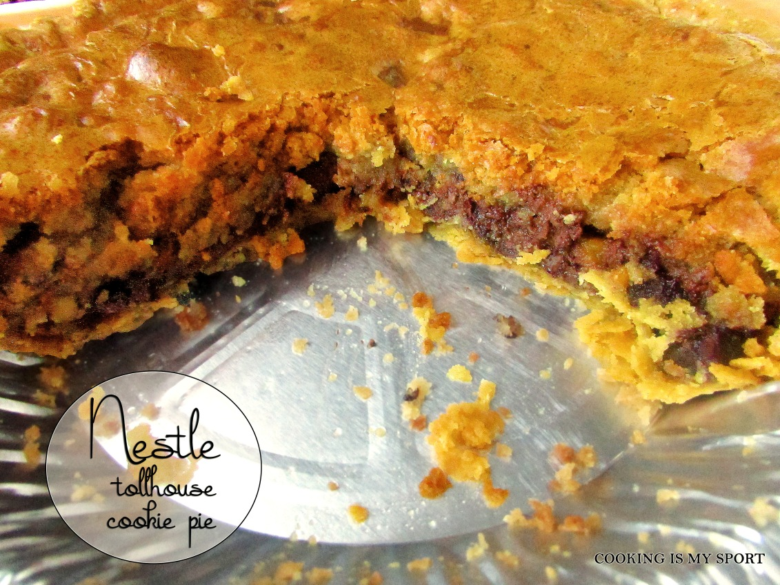 Tollhouse Cookie Pie4