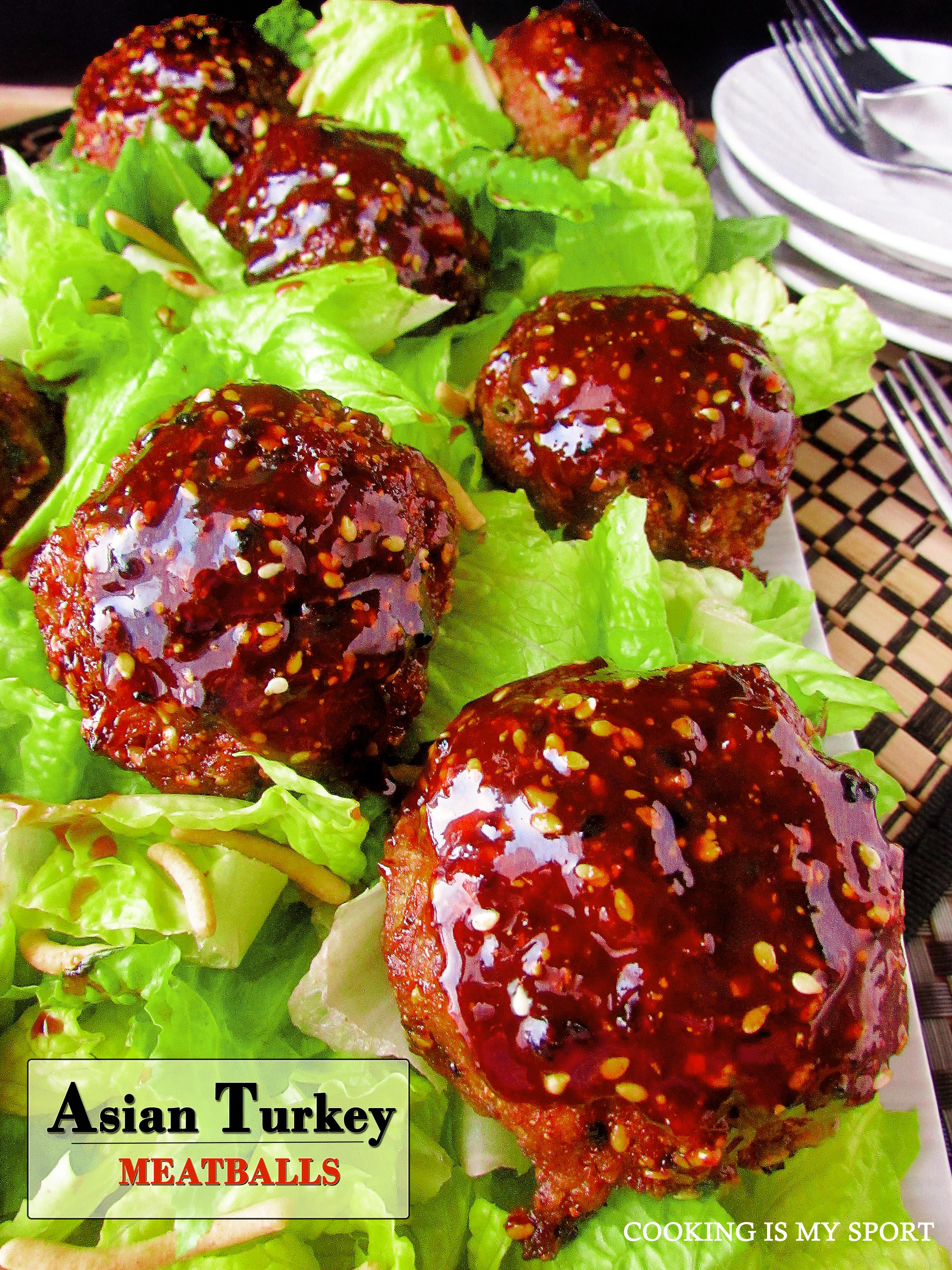 Asian Turkey Meatballs4