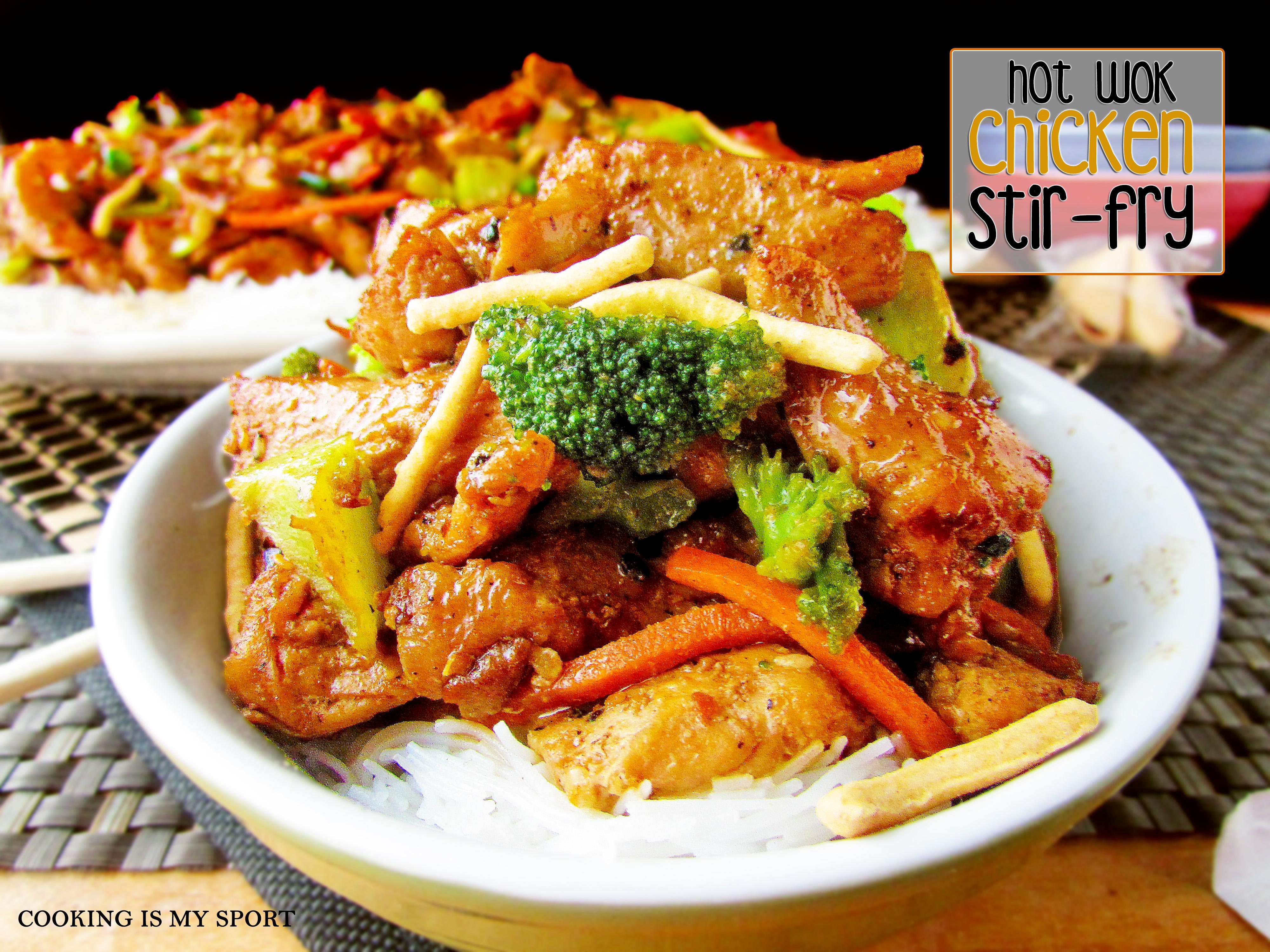 Hot Wok Chinese Food Food