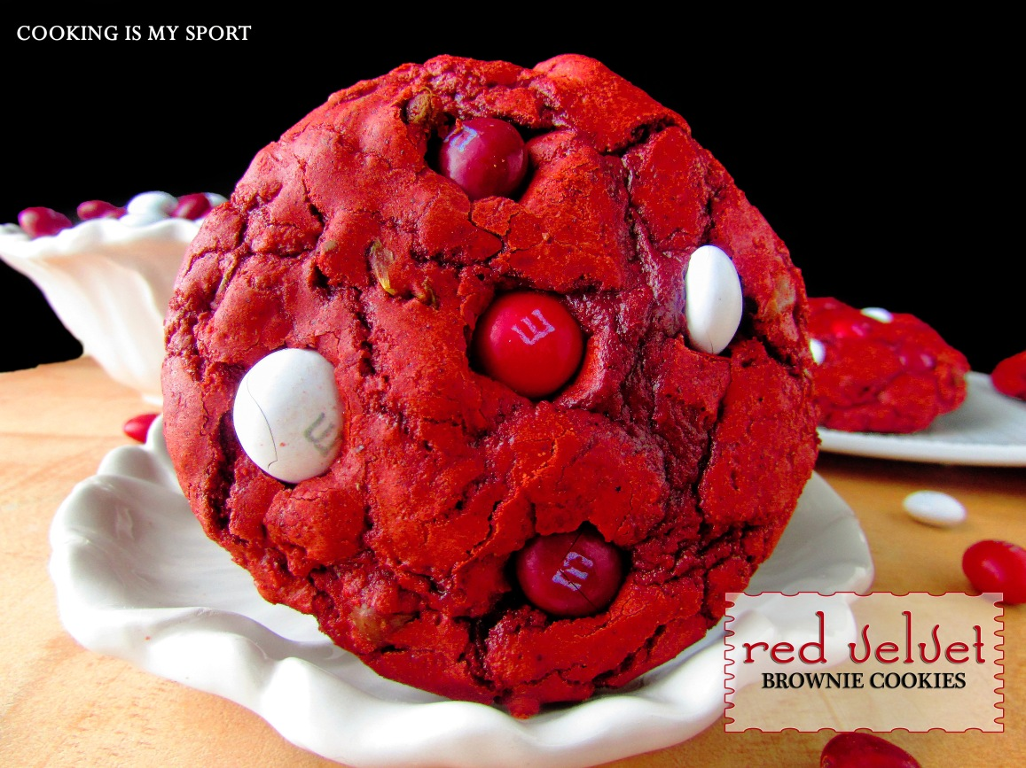 Red Velvet Brownie Cookies2