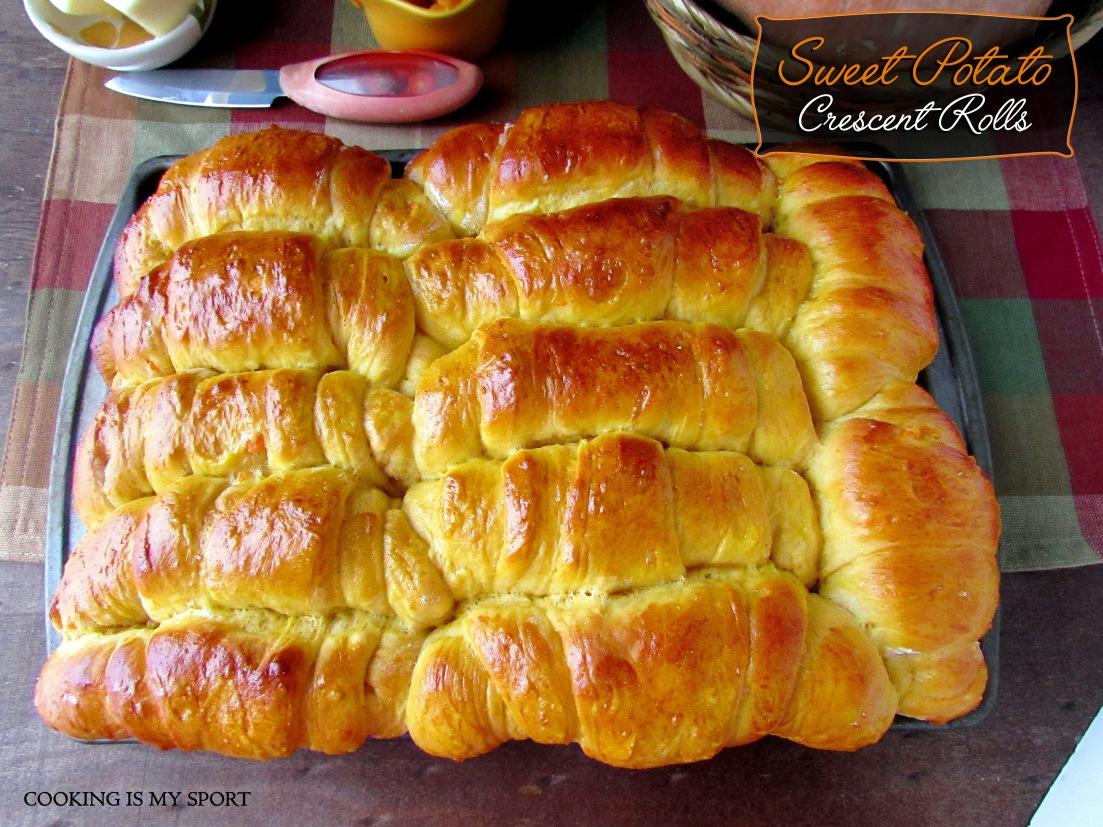 Sweet Potato Crescent Rolls1