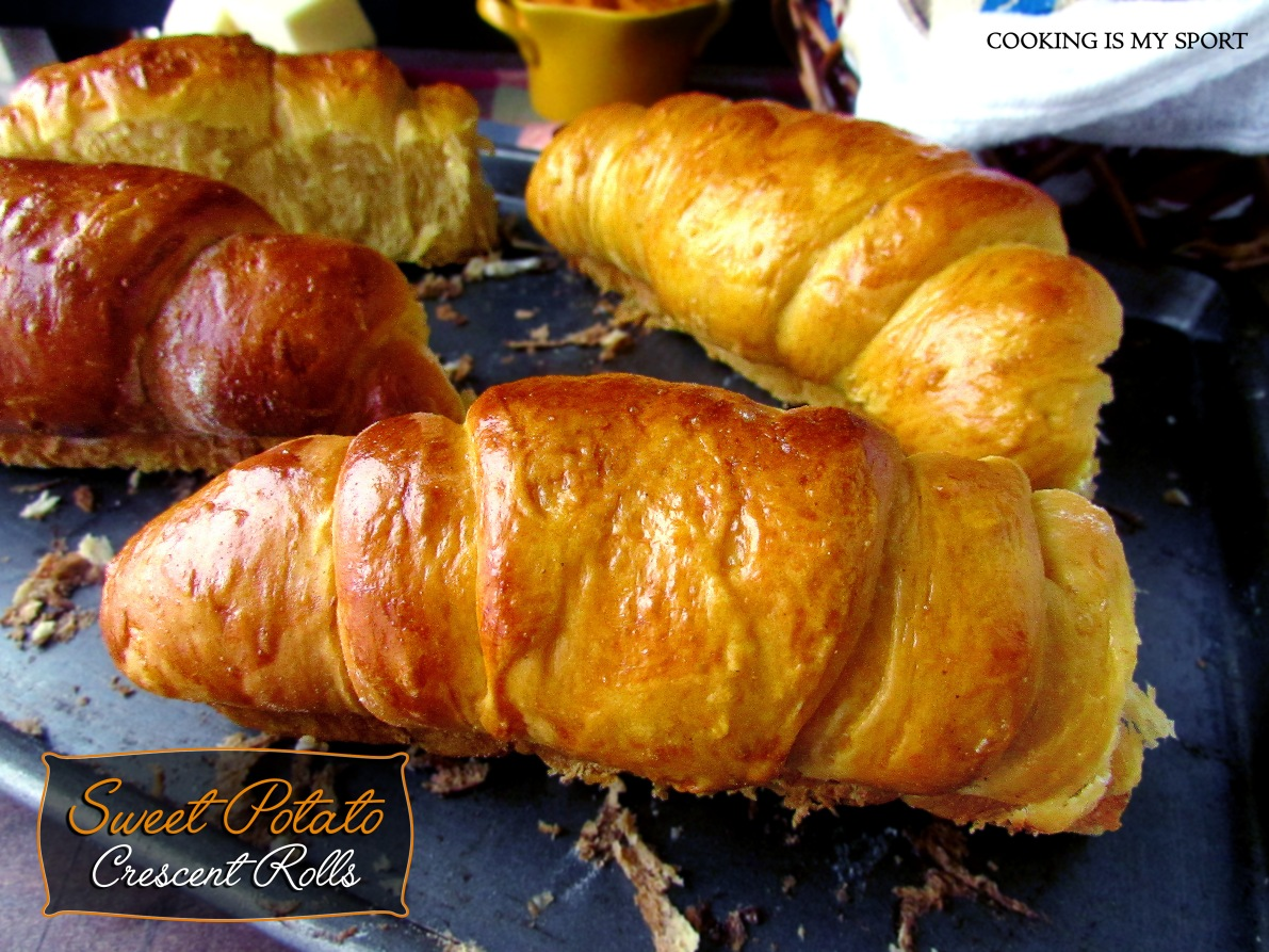 Sweet Potato Crescent Rolls2