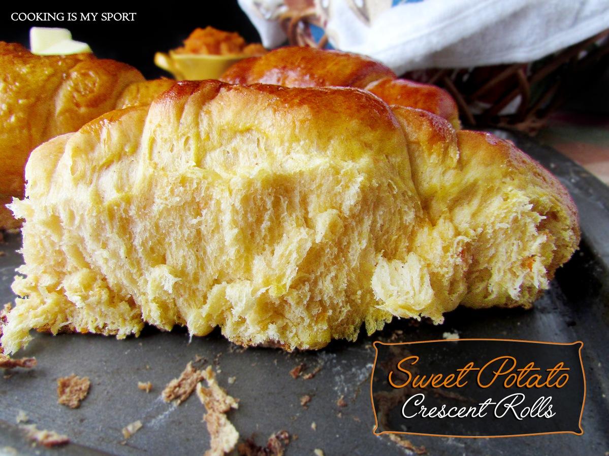 Sweet Potato Crescent Rolls6