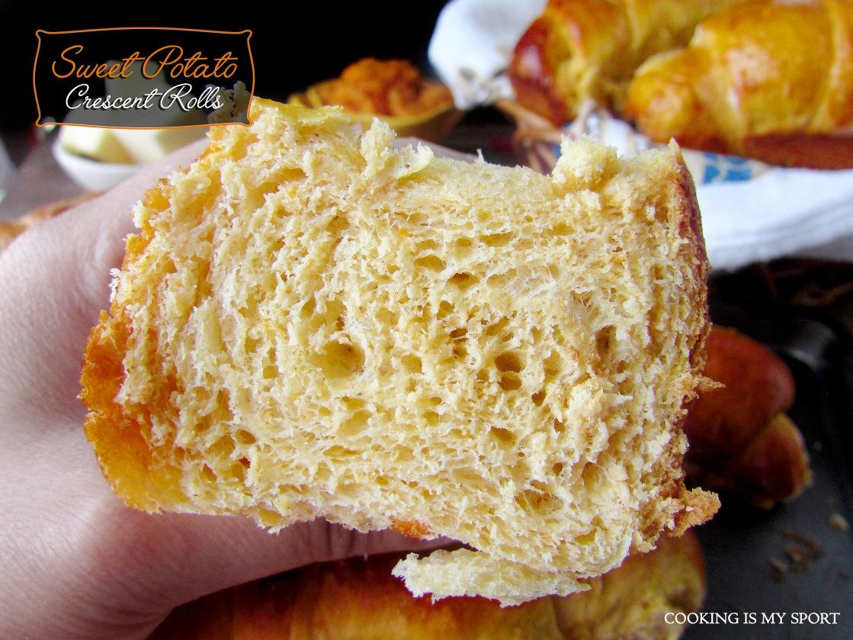 Sweet Potato Crescent Rolls7