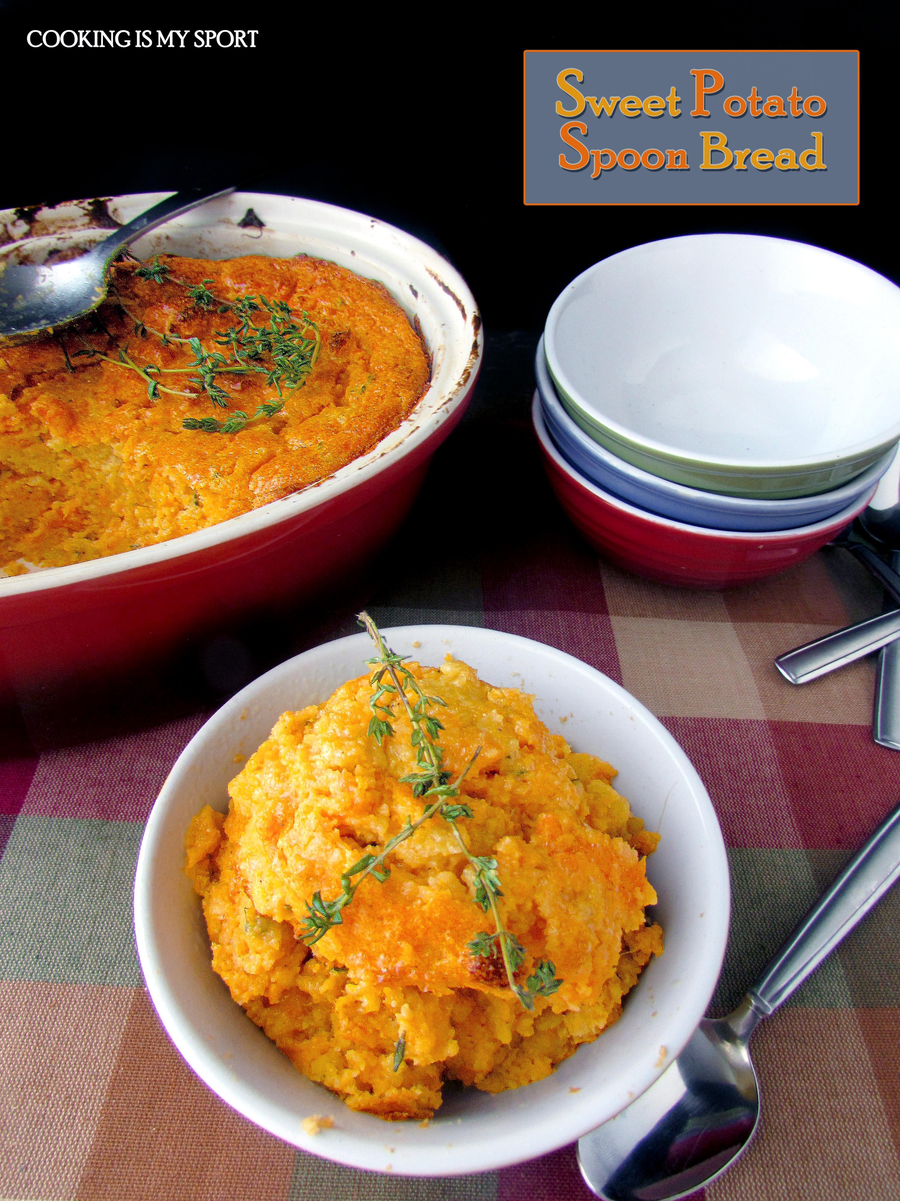 Sweet Potato Spoonbread2