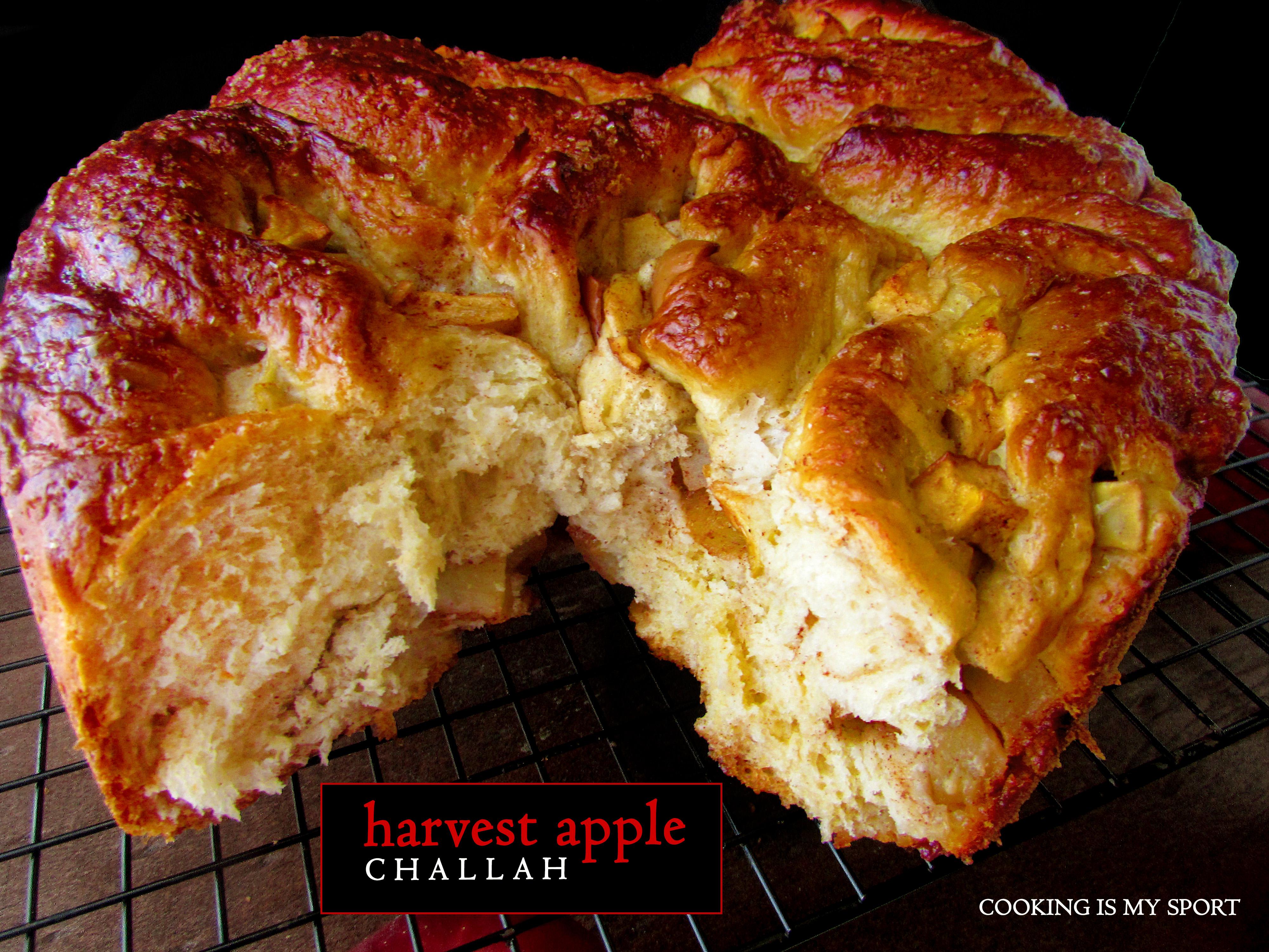 Apple Harvest Challah5