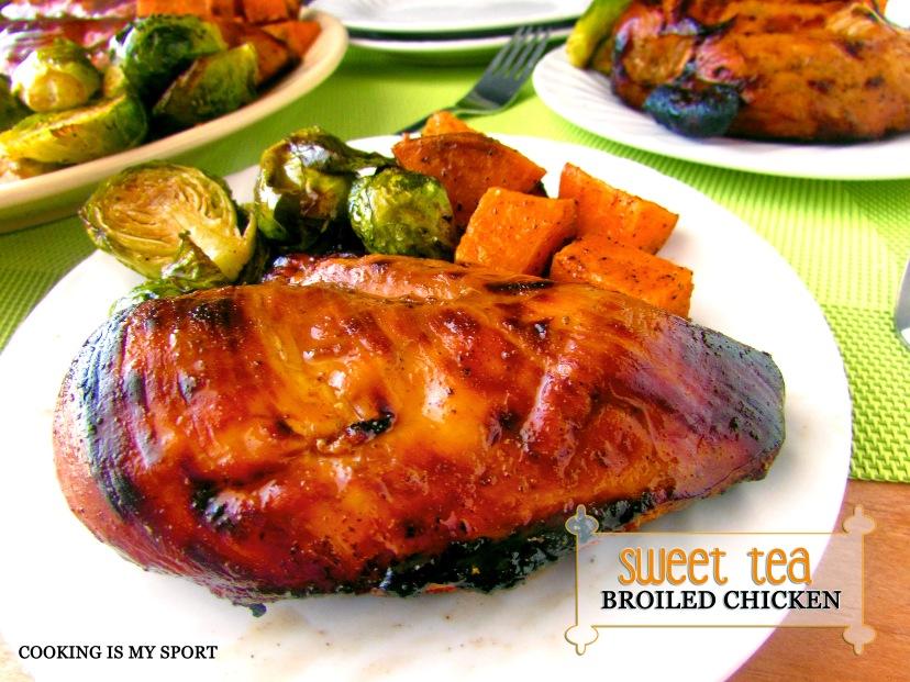 Sweet Tea Broiled Chicken1