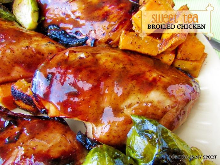 Sweet Tea Broiled Chicken7