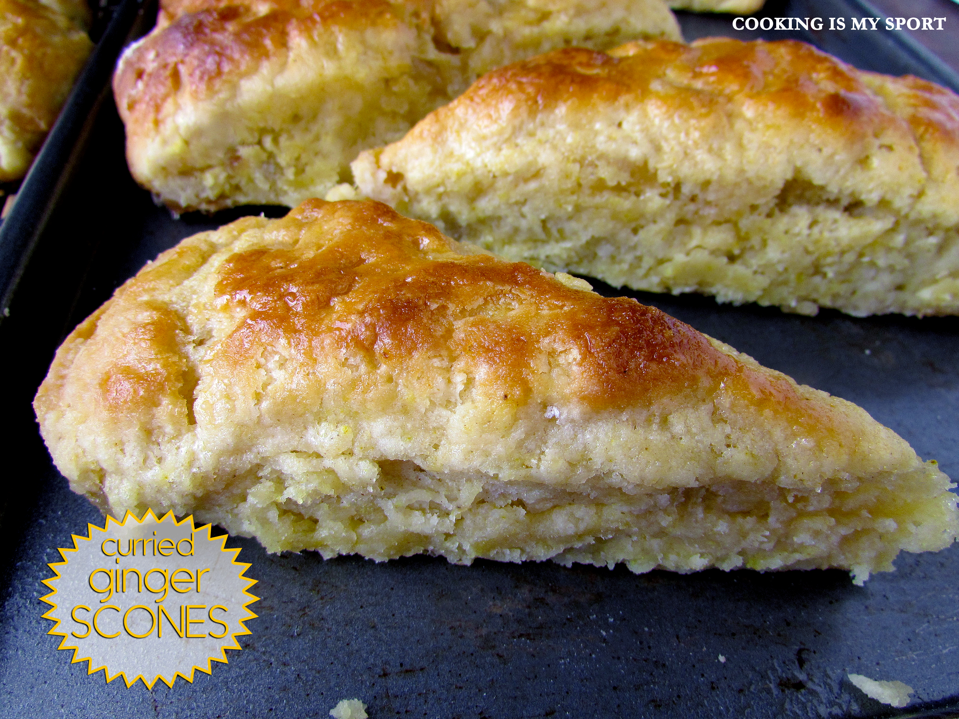Curried Ginger Scones2
