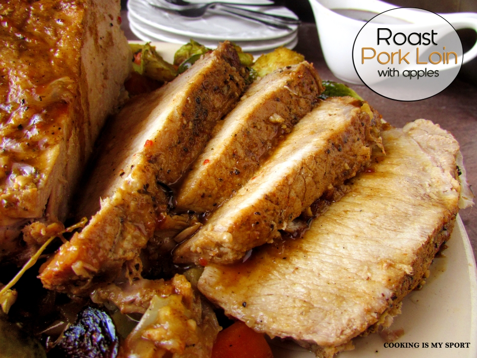 Roast Pork Loin with Apples6