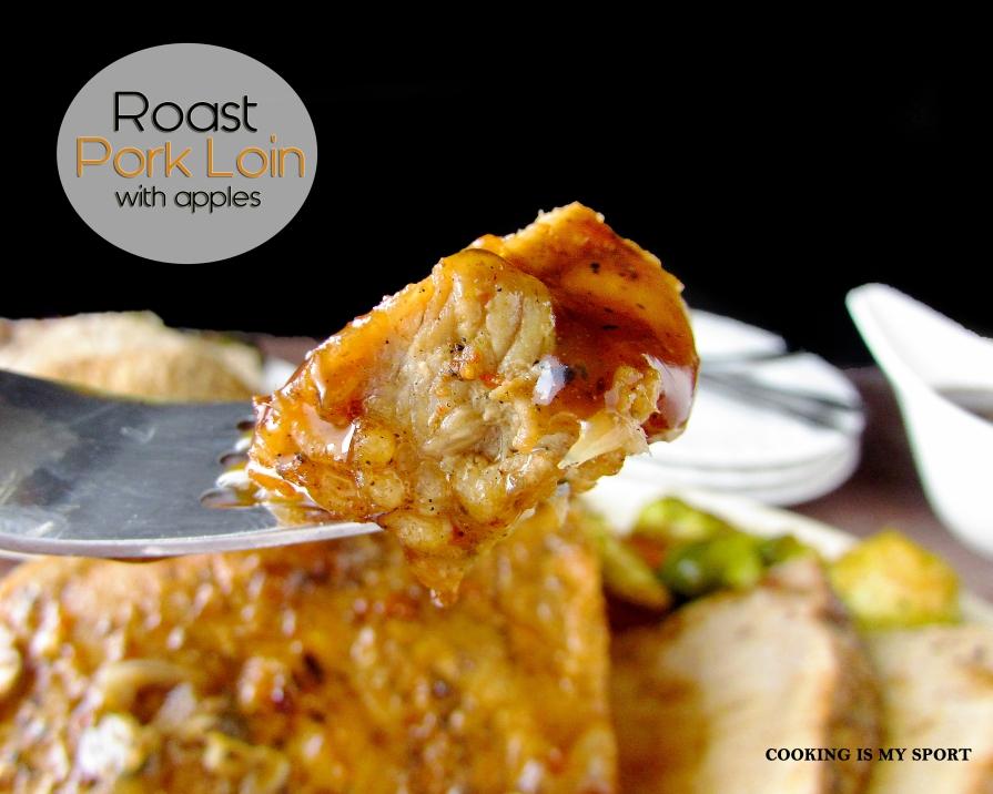 Roast Pork Loin with Apples7