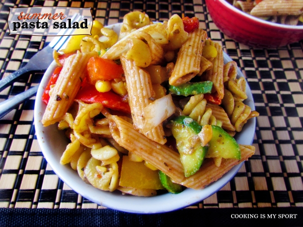 Summer Pasta Salad2