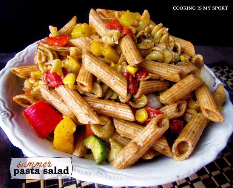 Summer Pasta Salad3
