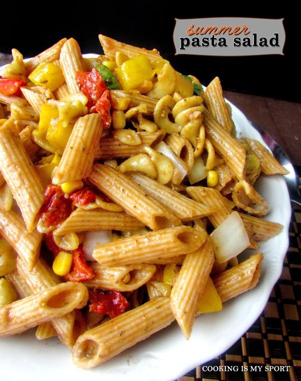 Summer Pasta Salad4