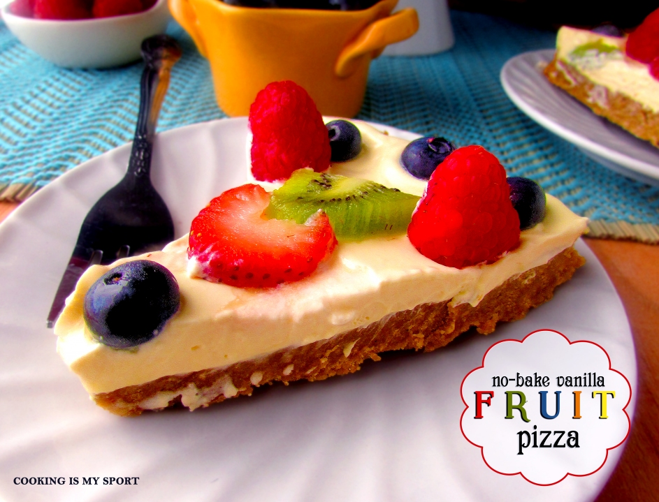 No Bake Vanilla Fruit Pizza3