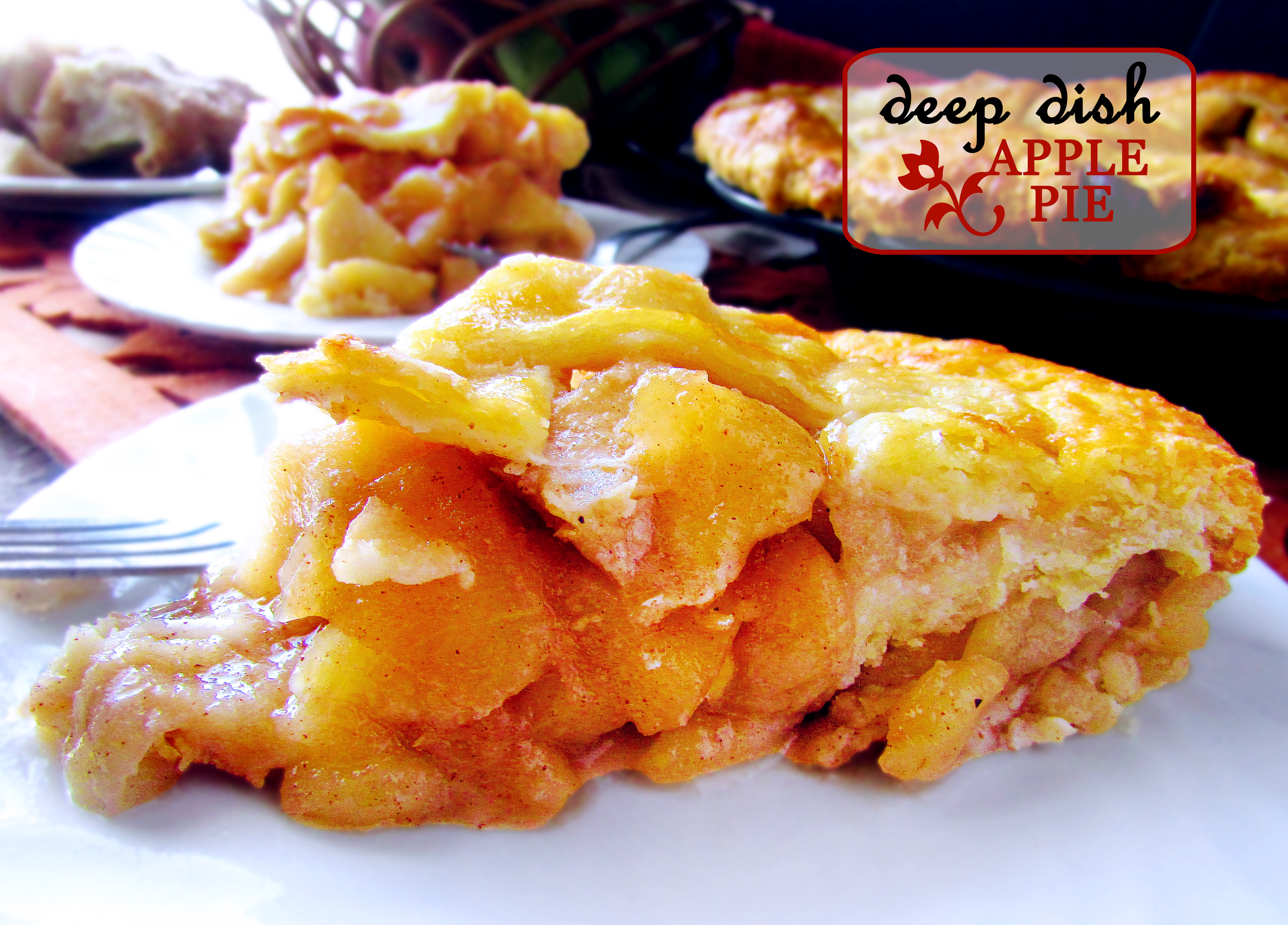 Deep Dish Apple Pie2