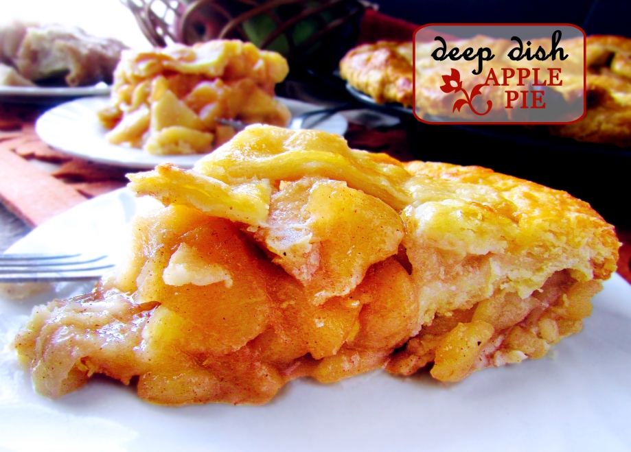 Deep Dish Apple Pie2