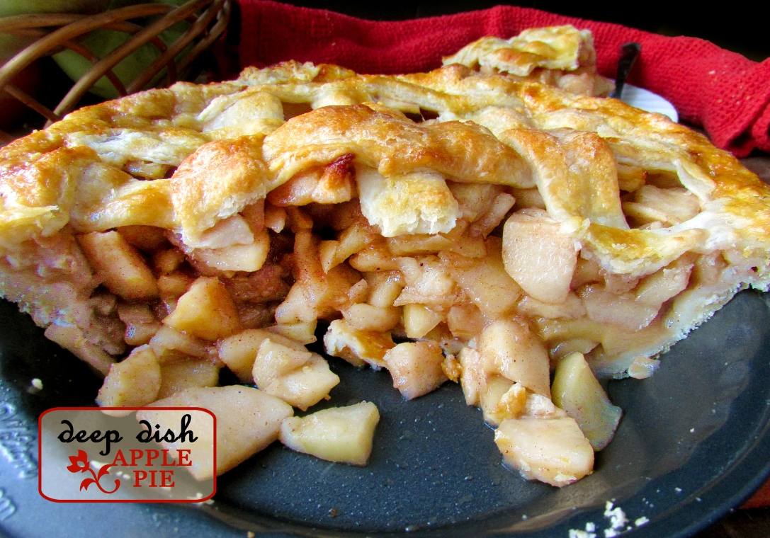 Deep Dish Apple Pie4