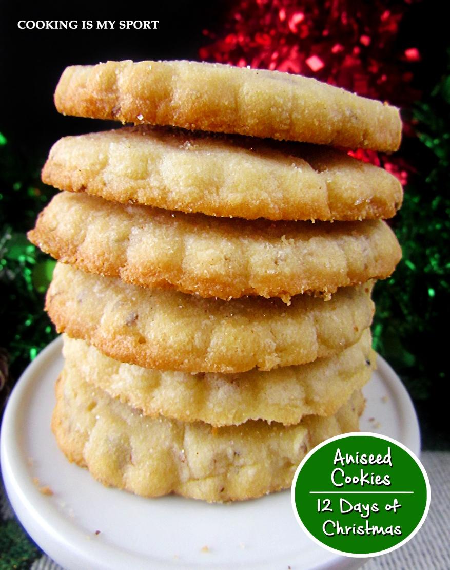 Aniseed Cookies4