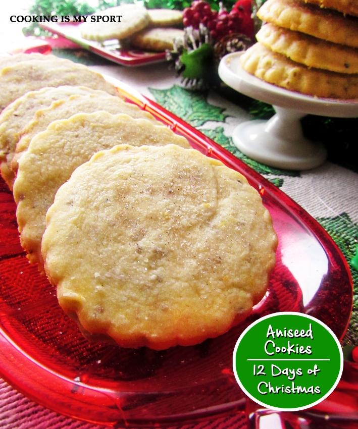 Aniseed Cookies6