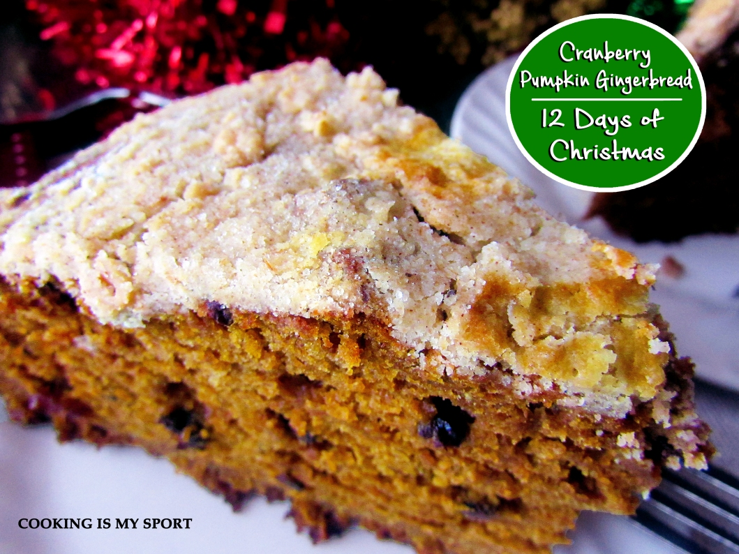 Cranberry Pumpkin Gingerbread1