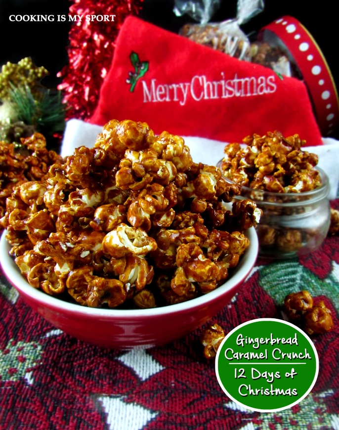 Gingerbread Caramel Crunch1