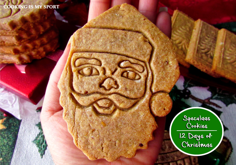 Speculaas Cookies1