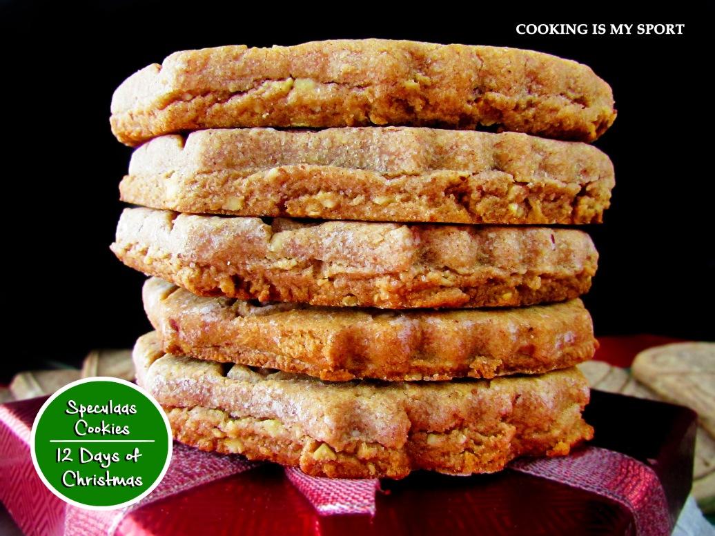 Speculaas Cookies5