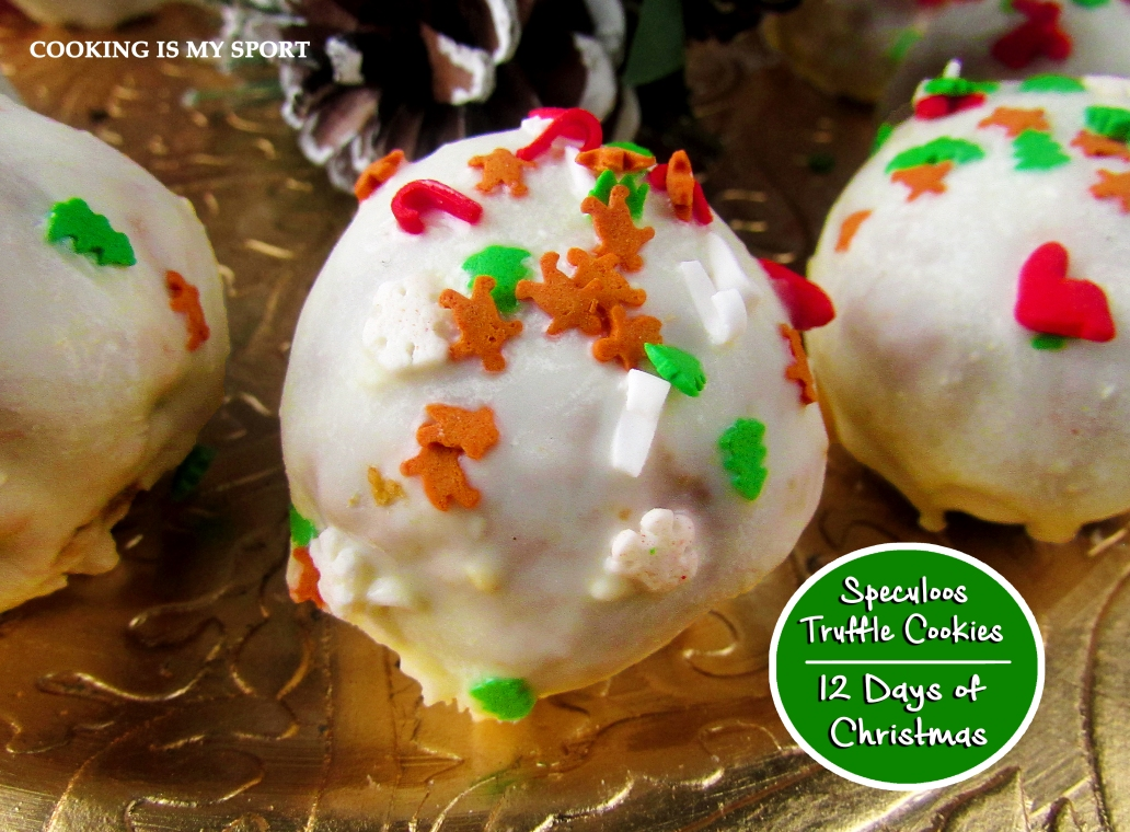 Speculoos Truffle Cookies3