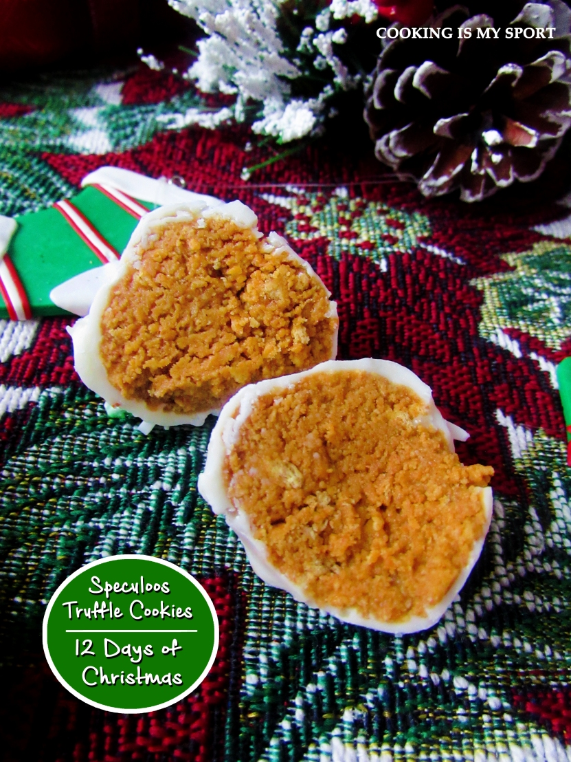 Speculoos Truffle Cookies4