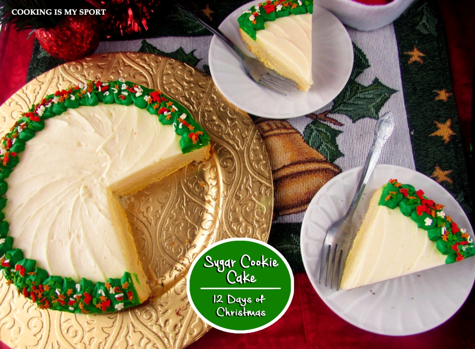 Sugar Cookie Cake8