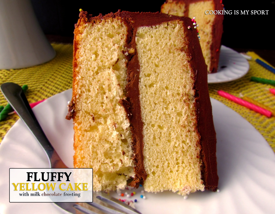 Yellow Layer Cake1