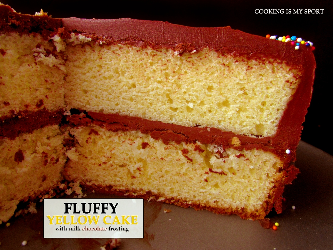 Yellow Layer Cake7