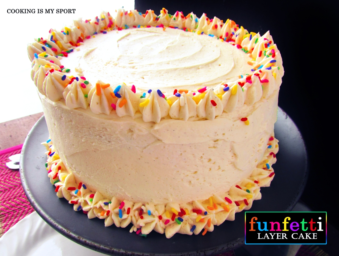 Funfetti Birthday Layer Cake1